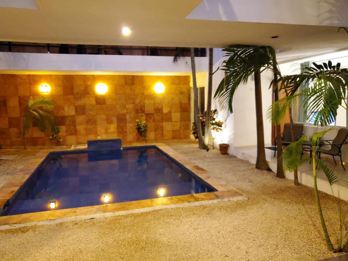Foto Departamento en Renta en  Playa del Carmen ,  Quintana Roo  DEPARTAMENTO 3 RECÁMARAS, CENTRO