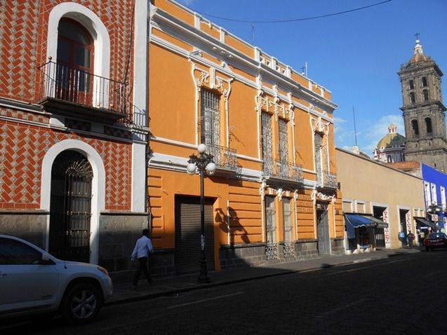 Foto Local en Venta | Renta en  Centro,  Puebla  CASONA EN 5 PONIENTE EN VENTA EN PUEBLA (Col. Centro)