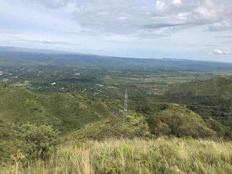 Foto Campo en Venta en  Villa Pan de Azucar,  Cosquin  Cosquin Pan de Azúcar