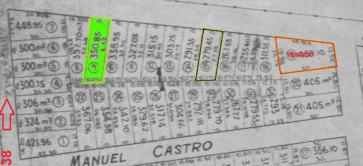 Foto Terreno en Venta en  Villa Giardino,  Punilla  Lote 9. Manzana 1. Santa Cecilia de Thea.  Villa Giardino
