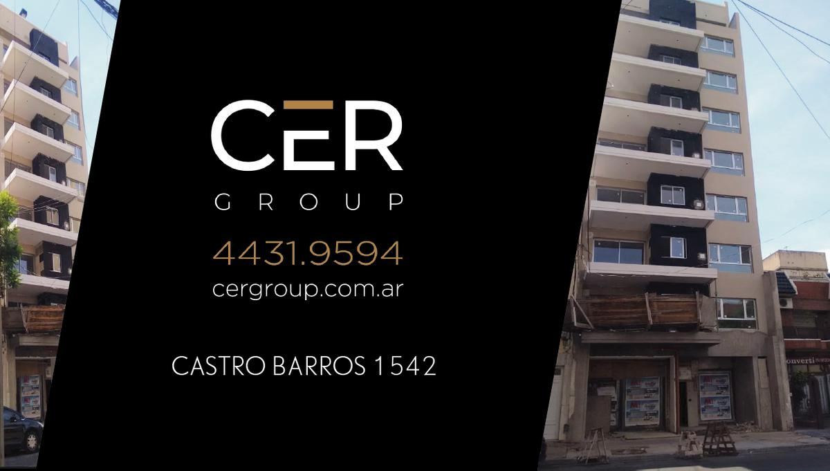 Foto Departamento en Venta en  Boedo ,  Capital Federal  Castro Barros 1542 5º C