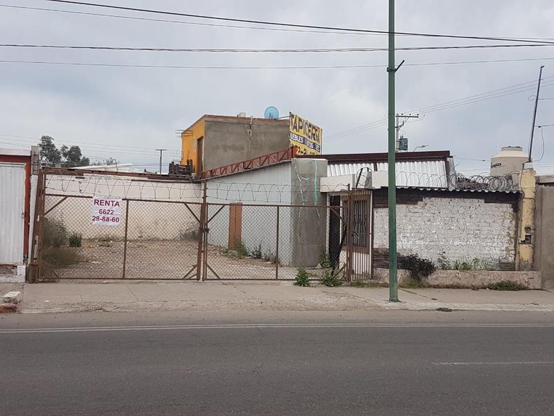 Foto Terreno en Renta en  Balderrama,  Hermosillo  TERRENO RENTA BALDERRAMA
