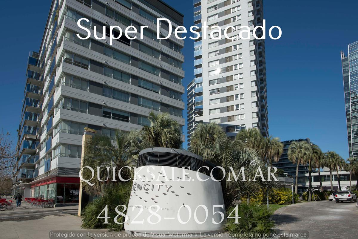 Foto Departamento en Venta en  Puerto Madero ,  Capital Federal  Rosario Vera Peñaloza al 500
