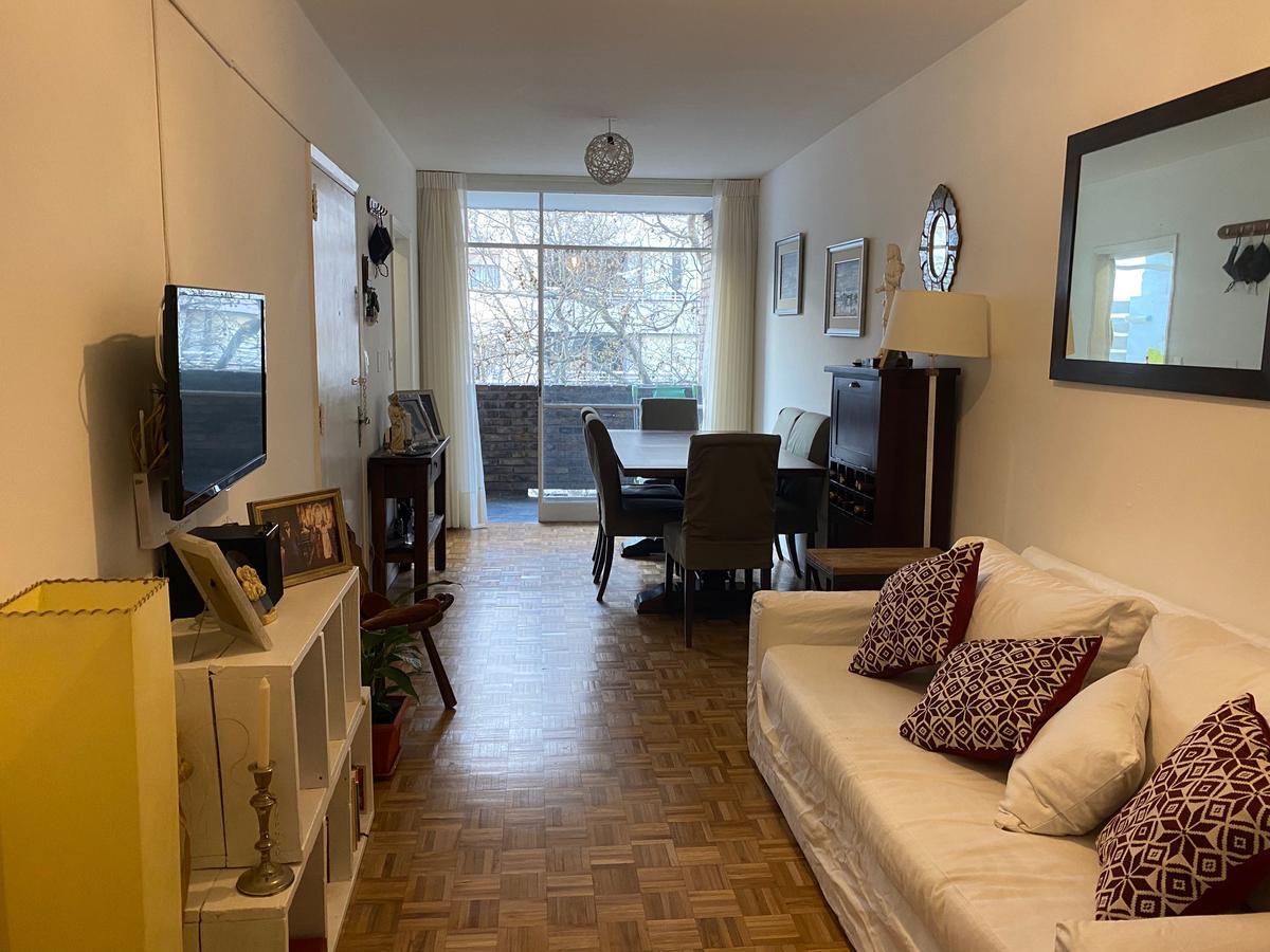 Foto Apartamento en Alquiler en  Pocitos ,  Montevideo  Benito Blanco al 1100