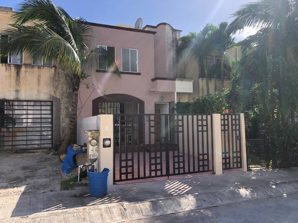 Foto Casa en Renta en  Misión Villamar II,  Solidaridad  Casa 3 Recamaras Villamar en Renta