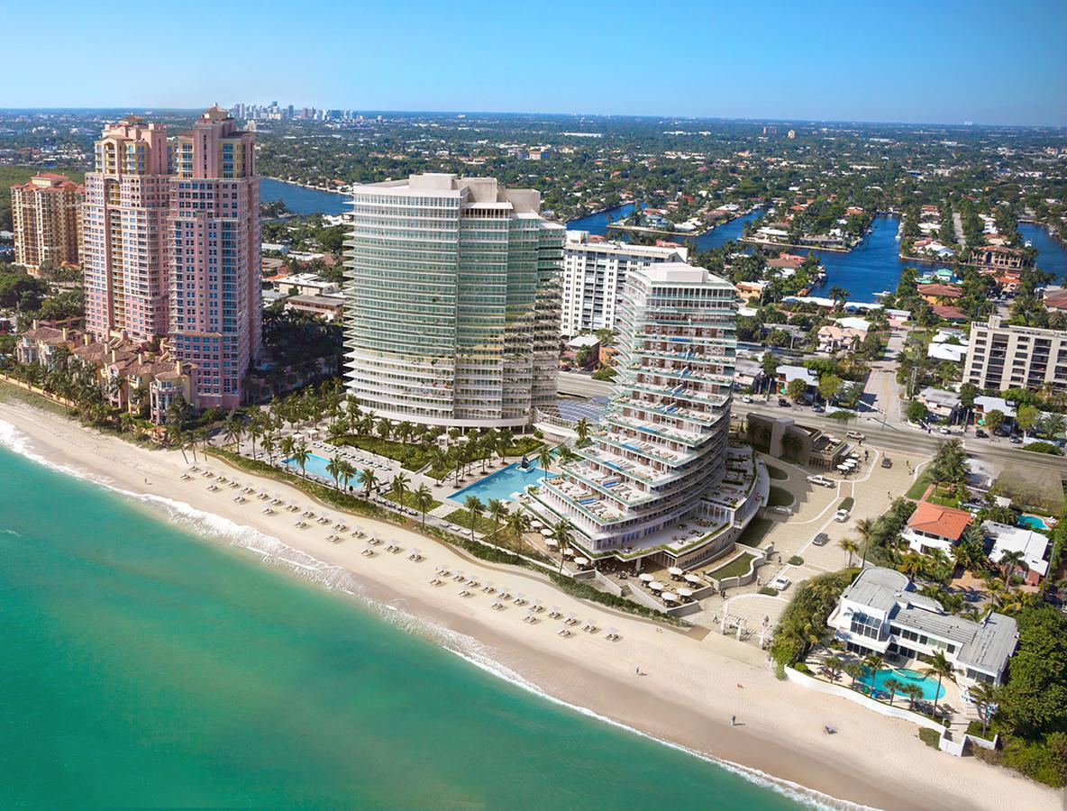 Foto Departamento en Venta en  Miami-dade ,  Florida  Playa de Fort Lauderdale - MIAMI