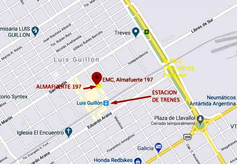 Foto PH en Alquiler en  Luis Guillon,  Esteban Echeverria  ALMAFUERTE 197