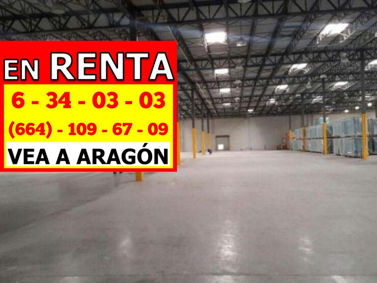 Foto Nave Industrial en Renta en  Garita Otay,  Tijuana  RENTAMOS PRECIOSA BODEGA 11,333 mts² ó 122,000 ft² Otay  FinTTAlmr