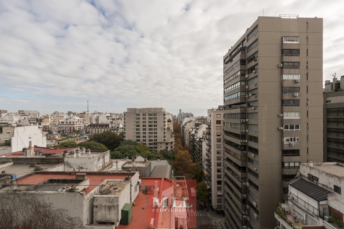 Foto Departamento en Venta en  Recoleta ,  Capital Federal  Posadas y Montevideo,  Piso 16, vista 360, cochera doble