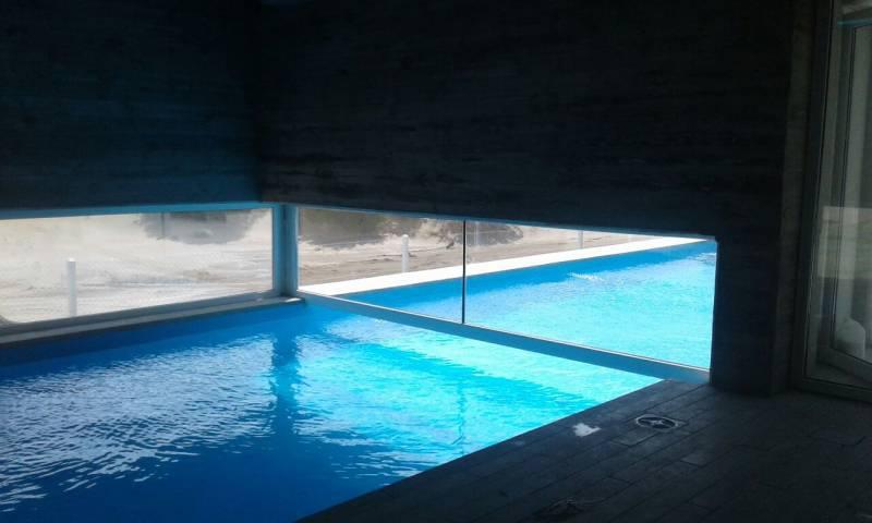 Foto Departamento en Alquiler temporario en  Costa Esmeralda,  Punta Medanos  AlGolf19 - Edificio Águila, PB D