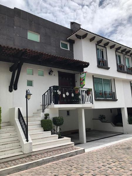 Foto Casa en condominio en Renta en  Azaleas,  Metepec  Azaleas