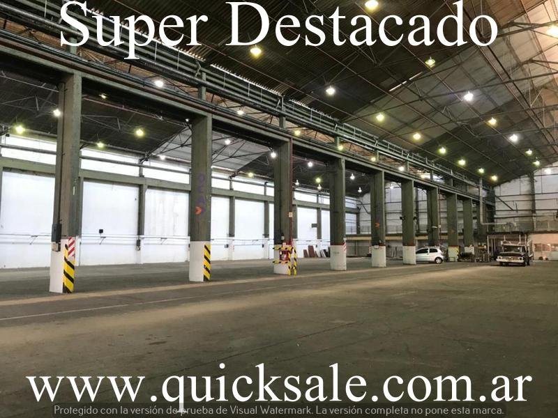Foto Depósito en Alquiler en  Barracas ,  Capital Federal  Zepita al 3000