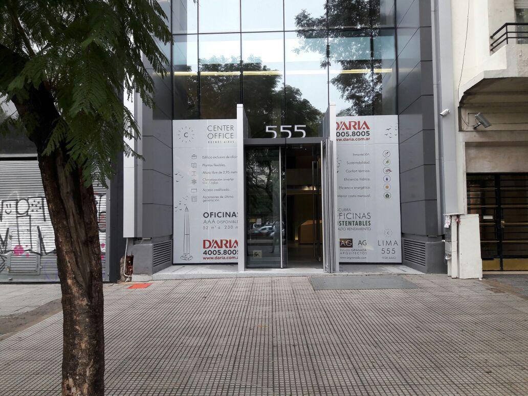 Foto Oficina en Alquiler en  Belgrano ,  Capital Federal  Lima al 500