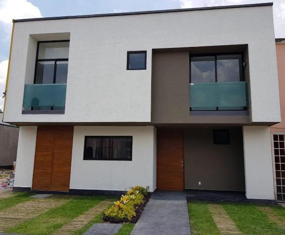 Foto Casa en condominio en Venta en  Hacienda San José,  Toluca  VENTA DE CASA NUEVA EN HACIENDA SAN JOS E TOLUCA