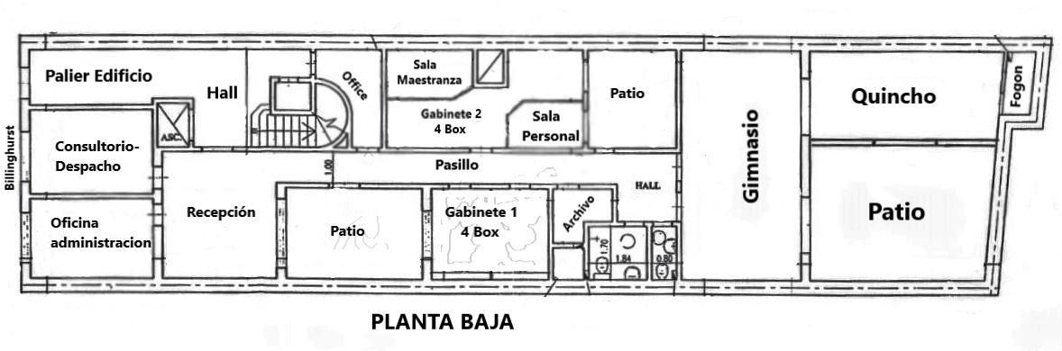 Foto Departamento en Venta en  Barrio Norte ,  Capital Federal  Billinghurst al 1600