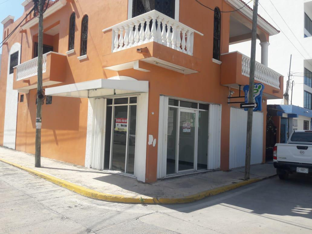 Foto Local en Renta en  Gonzalo Guerrero,  Solidaridad  Av 35 Norte entre Calle 18 y Av Consituyentes