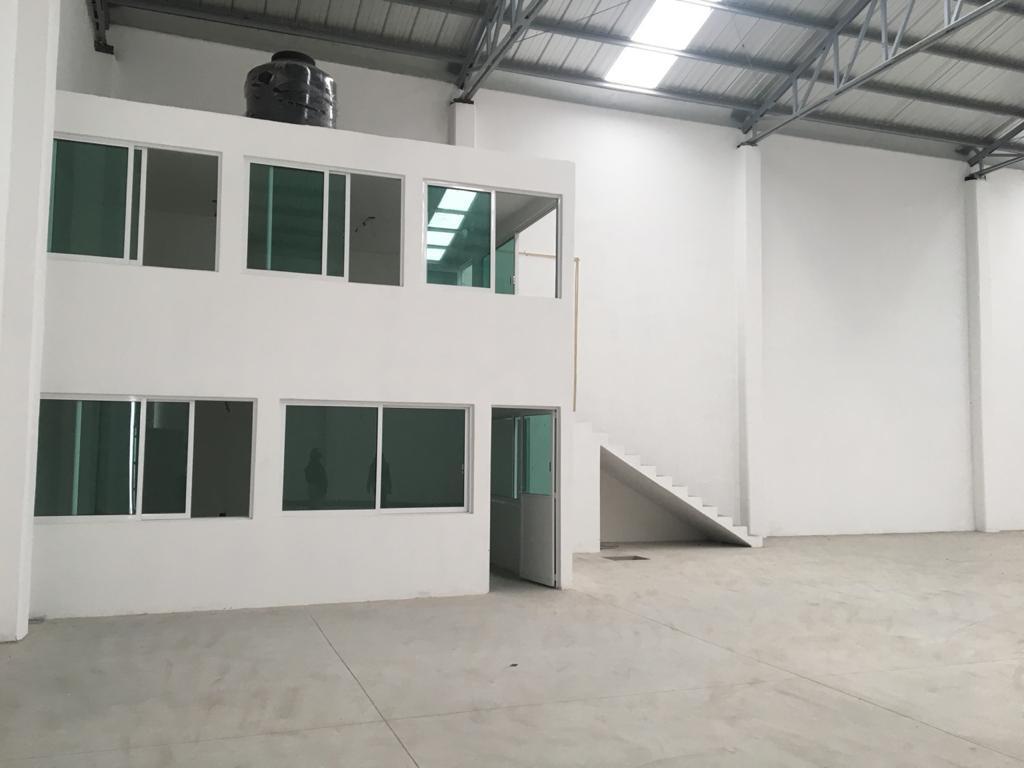 Foto Bodega Industrial en Renta en  Puebla de Zaragoza ,  Puebla  Carretera Federal Puebla Tlaxcala,  San Pablo Xochimehuacán