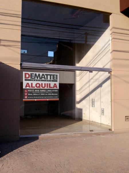 Foto Local en Venta en  Moreno,  Moreno  Local comercial - Intendente Nemesio Alvarez y Rosset - centrico - Lado norte