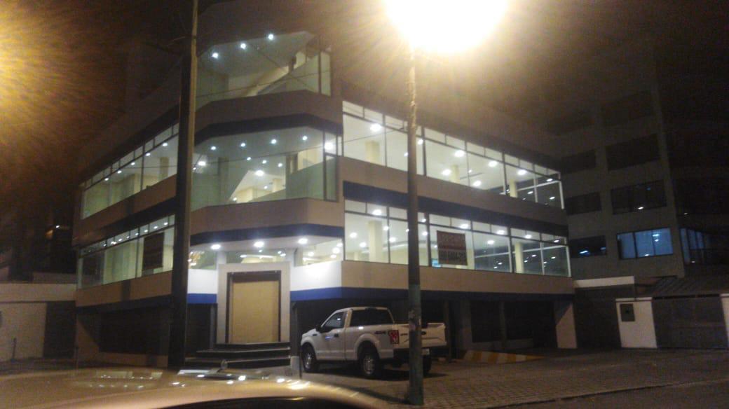 Foto Local en Alquiler en  Centro Norte,  Quito          Amazonas