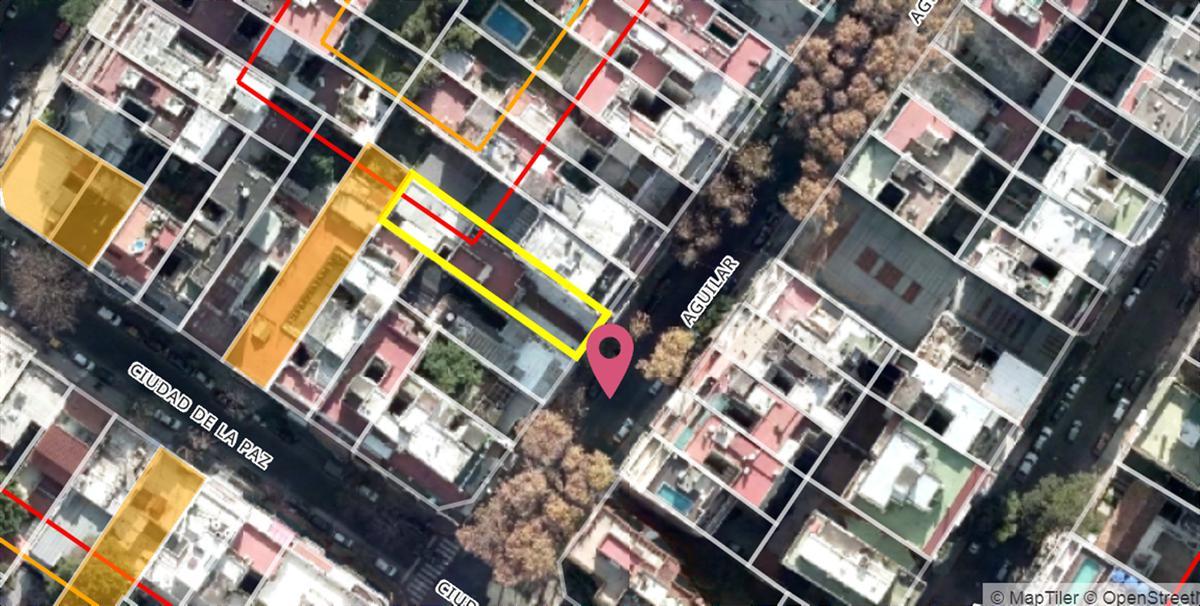 Foto Terreno en Venta en  Colegiales ,  Capital Federal  Aguilar al 2400
