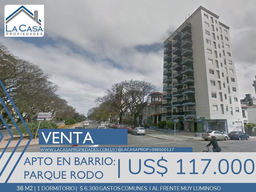 Foto Apartamento en Venta en  Parque Rodó ,  Montevideo  bvar artigas al 1100
