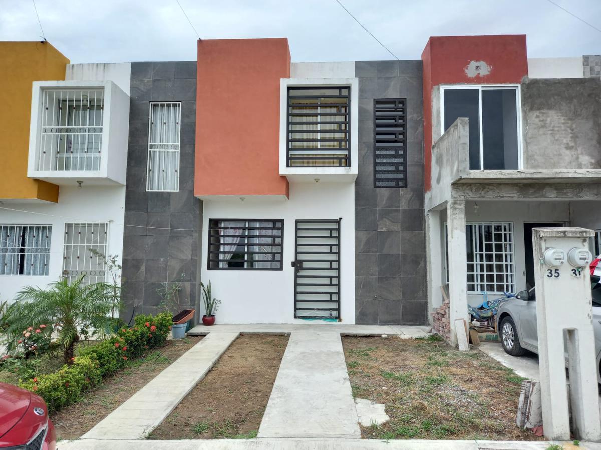 Foto Casa en Venta en  Coyol,  Veracruz  CASA EN VENTA EN  EL COYOL FRENTE A LA LAGUNA LAS ILUSIONES VERACRUZ VERACRUZ