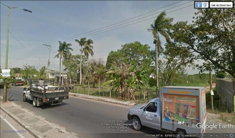 Foto Terreno en Venta en  Rancho o rancheria Miguel Hidalgo 2da Sección,  Centla  Terreno en venta carretera La Isla