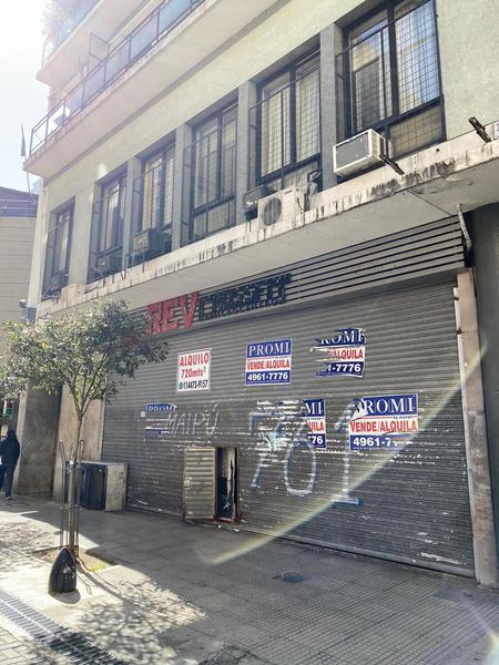 Foto Depósito en Alquiler   Venta en  Barrio Norte ,  Capital Federal  Maipu al 700