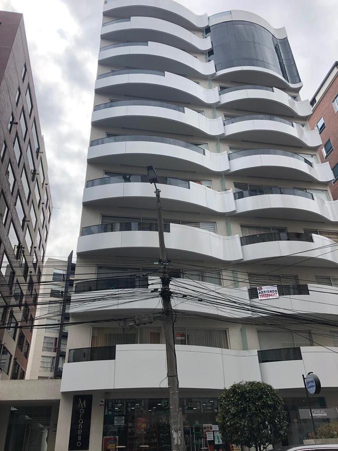 Foto Departamento en Alquiler en  La Carolina,  Quito  Checoslovaquia y Moscu