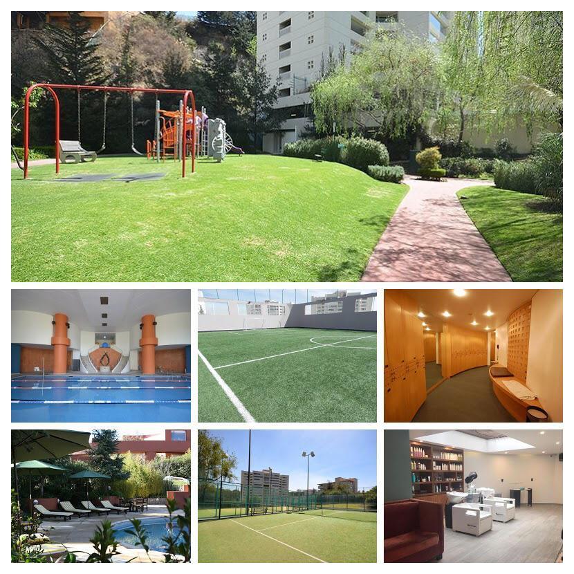 Foto Departamento en Renta en  Lomas Country Club,  Huixquilucan  FRONDOSO LOMAS COUNTRY CLUB DR 37786