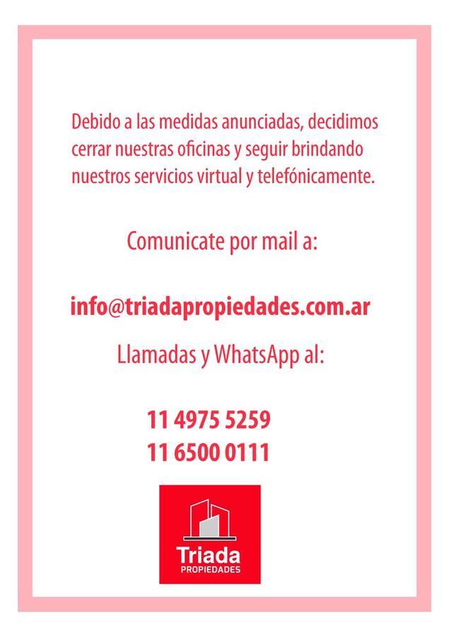 Foto Departamento en Alquiler en  Belgrano Chico,  Belgrano  Húsares al 2200
