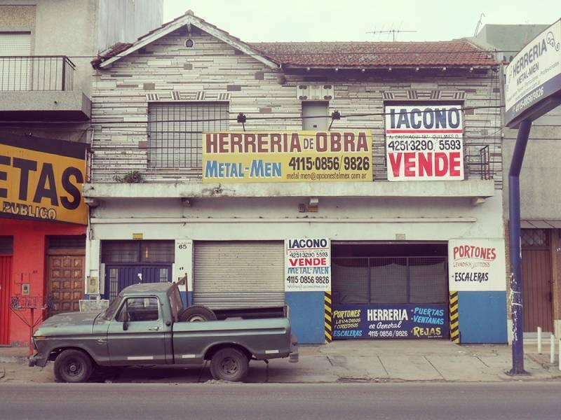 Foto Galpón en Venta en  Bernal Oeste,  Quilmes  Av. Los Quilmes entre Liniers y Boedo