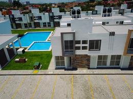 Foto Casa en condominio en Venta en  El Amate,  Emiliano Zapata  Casas Nuevas en Condominio Emiliano Zapata