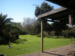Foto Casa en Venta en  El Talar De Pacheco,  Countries/B.Cerrado (Tigre)  CABILDO al 400 - EL TALAR DE PACHECO - TIGRE
