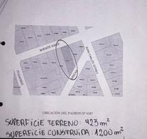 Foto Terreno en Venta en  Ciudad Vieja ,  Montevideo  TERRENO ! Proximo a Plaza Independencia!