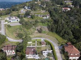Foto Terreno en Venta en  San Rafael,  Escazu  Vista al valle central/ Plano/ 2775m2/ 25% construible/ Ubicación privilegiada