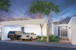 Foto Casa en Venta en  Pueblo Dzitya,  Mérida  BELLA CASA MIROVA DE 1 PLANTA, EN DZITYÁ