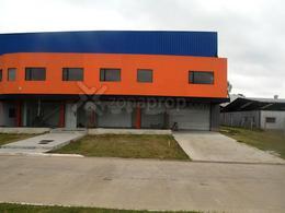 Foto Galpón en Alquiler en  Ezeiza,  Ezeiza  Parque Industrial 800