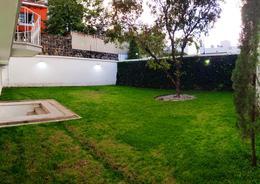 Foto Casa en Venta | Renta en  Jardines en la Montaña,  Tlalpan  JARDINES EN LA MONTAÑA