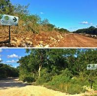 Foto Terreno en Venta en  Conkal ,  Yucatán  TERRENO EN VENTA, LOS OLIVOS 2  CONKAL, YUCATAN