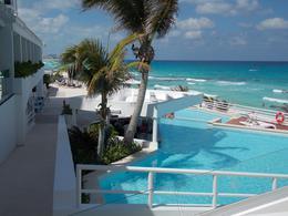 Foto Departamento en Venta en  Zona Hotelera,  Cancún        Penthouse Oleo Cancun