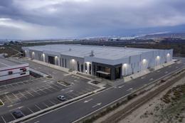 Foto Nave Industrial en Renta en  Santa Catarina ,  Nuevo León  Av. Heberto Castillo Martinez , Santa Catarina, NL