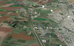 Foto Terreno en Venta en  San Lorenzo,  San Lorenzo  Bv. Urquiza 2600, esquina Mandolini, frente a Axion