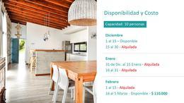 Foto Casa en Alquiler en  Barrio Costa Esmeralda,  Pinamar  Golf II - Lote al 441