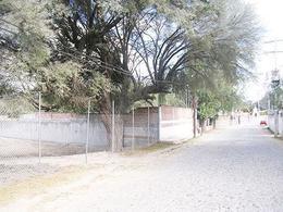 Foto Terreno en Venta en  Barrio San Juan,  Tequisquiapan  Cercano al centro, bardado