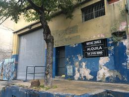 Foto Galpón en Alquiler en  Boca ,  Capital Federal  Gualeguay al 1100