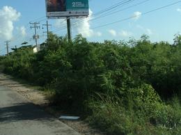 Foto Terreno en Venta en  Supermanzana 299,  Cancún  TERRENO EN VENTA EN CANCUN SOBRE AVE. LUIS DONALDO COLOSIO DE 33,070M2