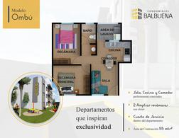 Foto Departamento en Venta en  Balbuena,  Mexicali  Balbuena