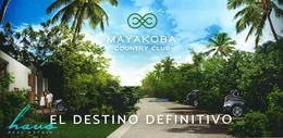Foto Terreno en Venta en  Solidaridad,  Playa del Carmen  Lote Residencial Country Club Mayakoba Superficie de  301m2