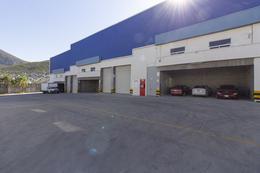 Foto Bodega Industrial en Renta en  San Martin,  Gral. Escobedo  BODEGA EN PARQUE INDUSTRIAL SAN MARTIN, ESCOBEDO NUEVO LEON